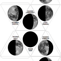 Diagram Of Moon Phases Printable Areolar Connective Tissue 01 The Universe And Our Planet 1eso Biology Geology