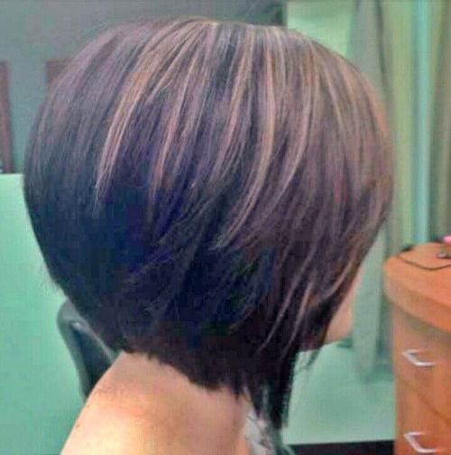 The Angled Bob Hairstyle Bobs Bobhairstyles And My Hair