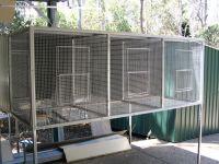 Suspended Bird Aviary Plans | Bird Aviary | Pinterest ...