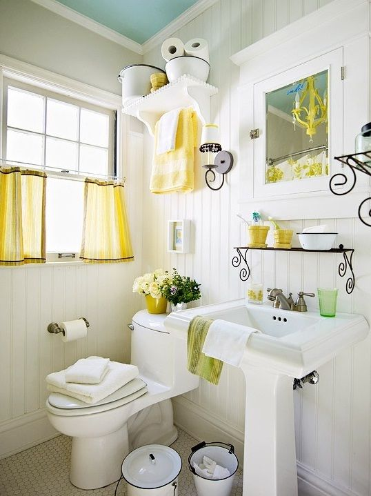 20 best budget decorating tips | small bathroom, budgeting and