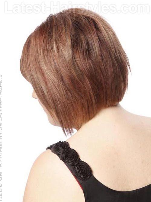 Long Stacked Bob Haircut Back View Haircuts That'll Make You