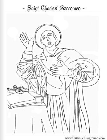 The 25+ best Saint charles borromeo ideas on Pinterest