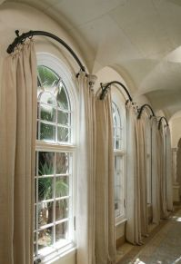 Arch Window Treatments on Pinterest