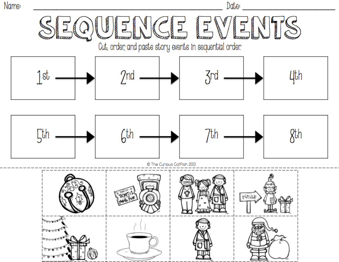 Sequencing Freebie Available In The Preview On Tpt