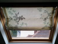 How to make Roman Blinds for Velux Windows. Office ...