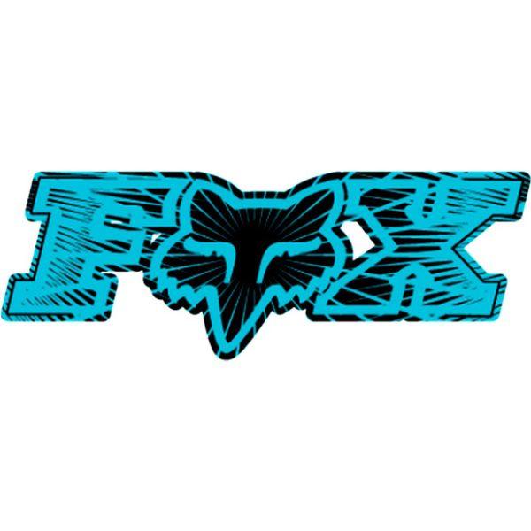 Fox Racing Space Single Stickers