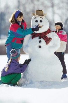 Do You Want to Know How to Build a Snowman We39ll Help