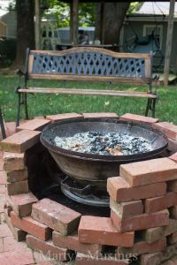 Budget Friendly Backyard Patio Ideas | Fire pit patio and ...