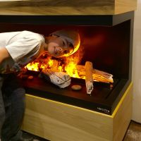 Water Vapor Fireplace Impressive Dimplex Optimyst Electric ...