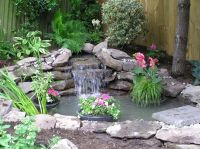 Small+Yard+Ponds | ... ! This pond fits perfectly into the ...