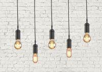 Vintage Industrial Hanging Pendant Light Fixture - MODERN ...