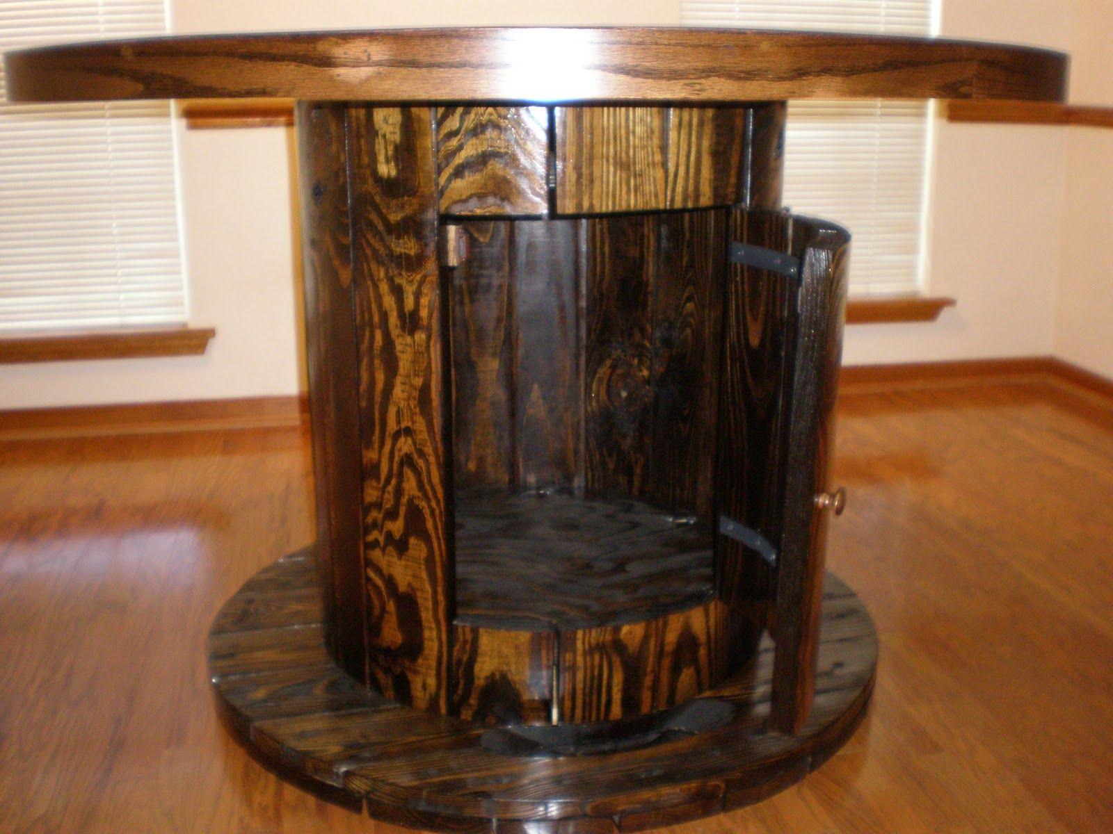 Pinterest Wooden Spools