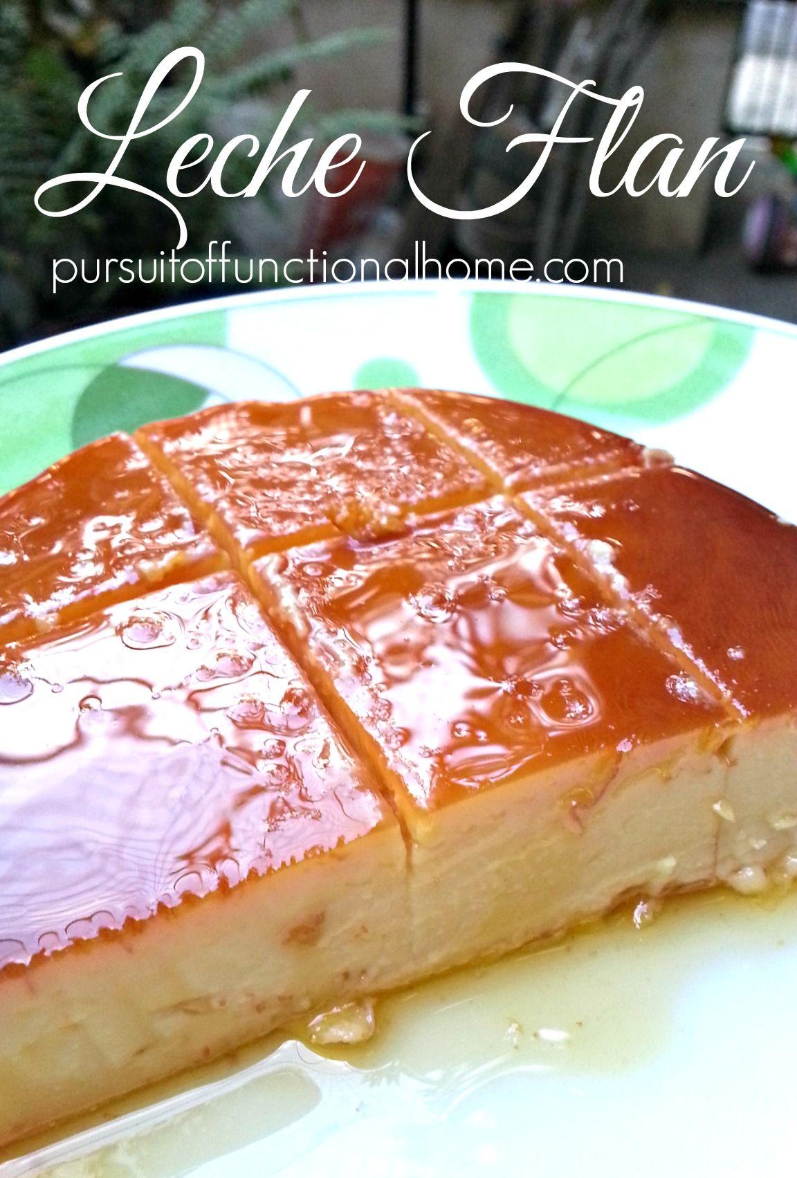 Plan Filipino Leche Recipe