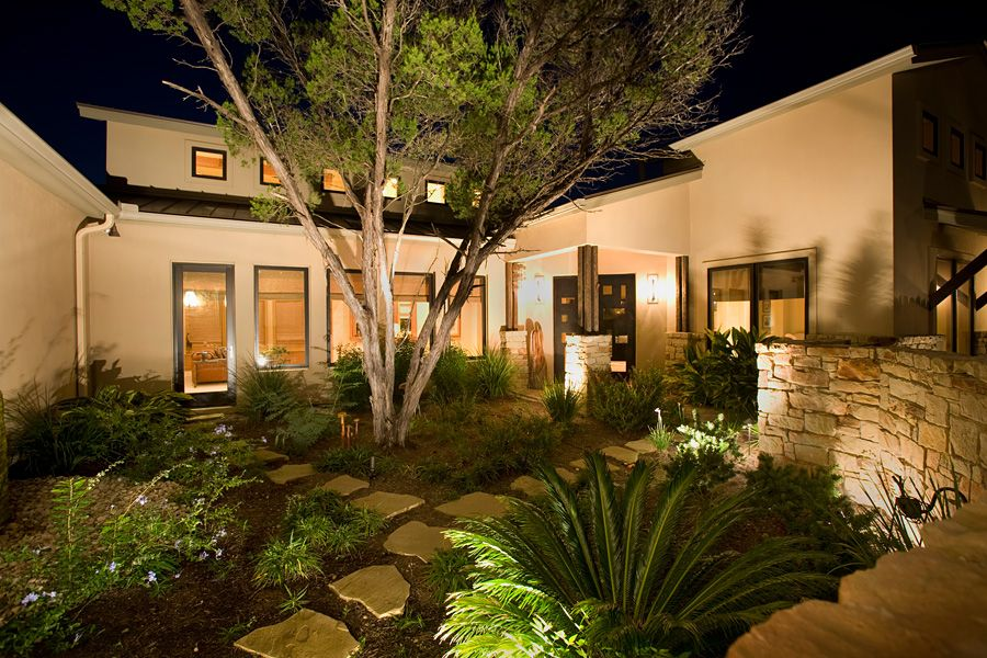 The Basics Of Landscape Lighting Ideas For Our Backyard Or Front