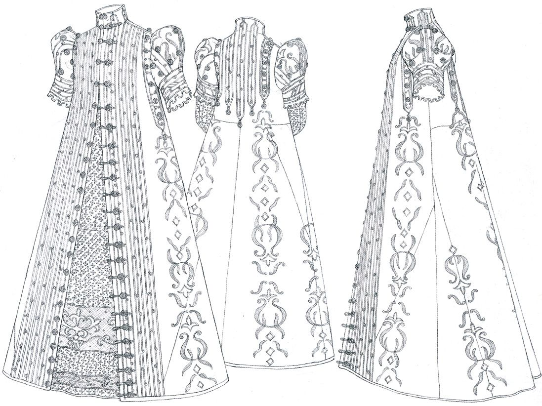 Patterns of Fashion: The Cut and Construction of Clothes