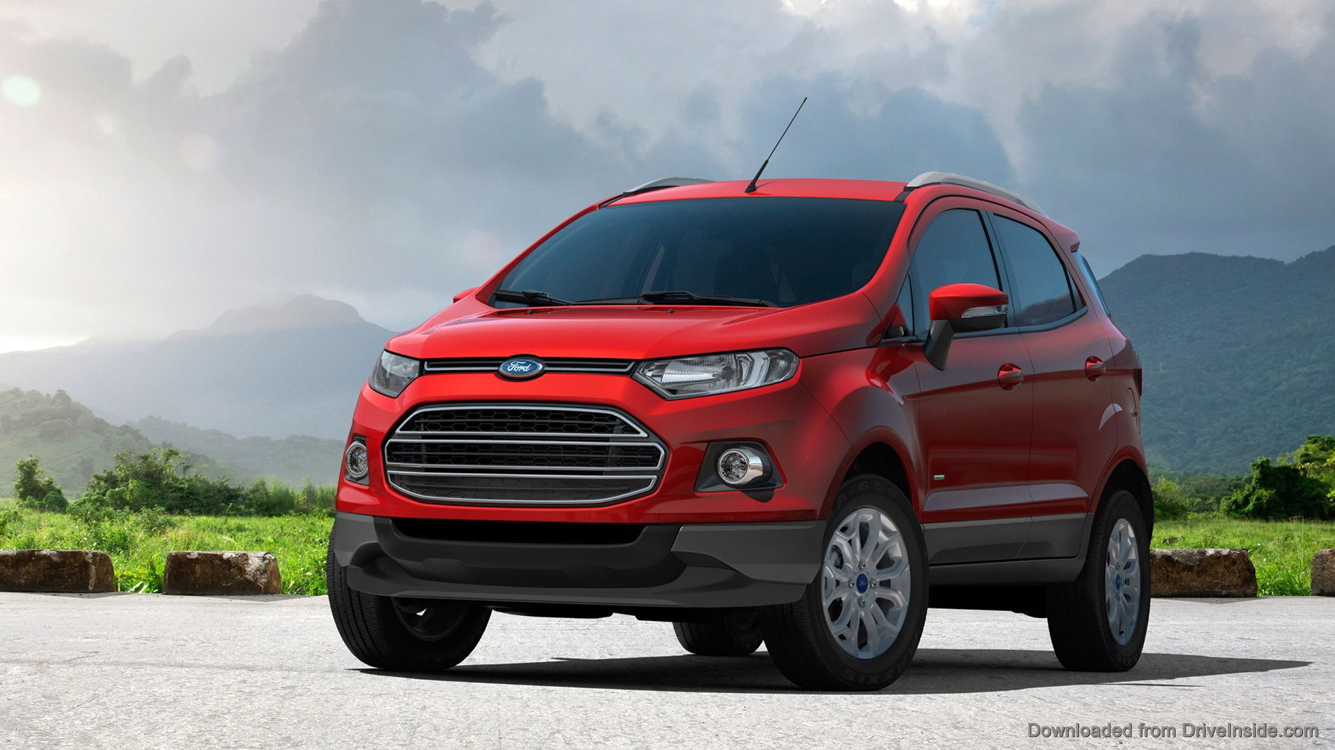 ford ecosport wallpaper - http://wallpaperzoo/ford-ecosport