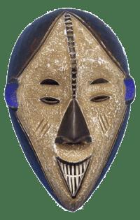 Buy African Tribal Art | Tribal Masks | African Wall art ...