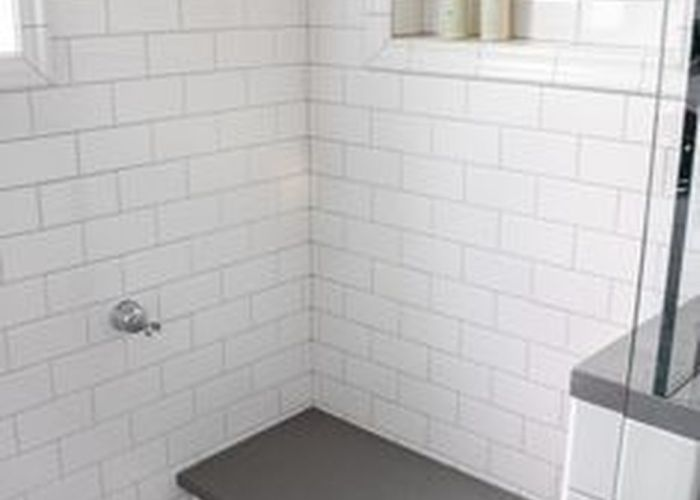 incredibly subway tiles bathroom ideas with white cabinets also