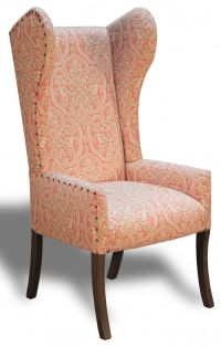 Wing chair | Living & Dining | Pinterest | Funky furniture ...