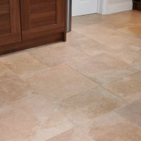 glazed porcelain tile for kitchen floor  Roselawnlutheran