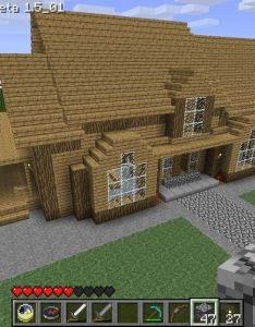 How to build amazing minecraft houses also images about on pinterest rh