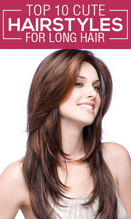 5 Quick Hairstyles For Long Hair Hairstraightenerbeauty Long
