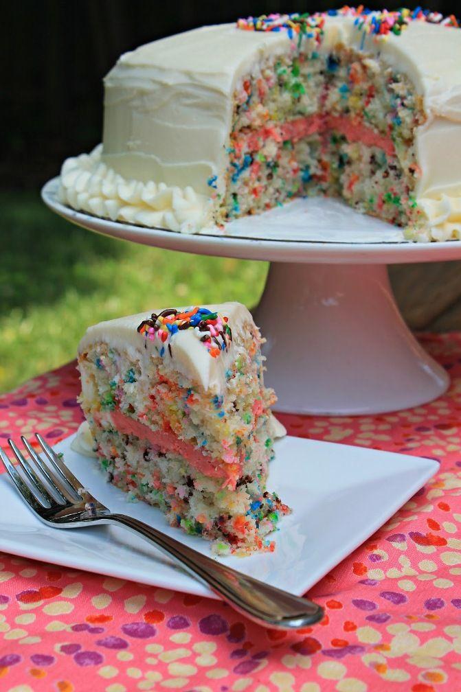 Cool Birthday Cakes Homemade Comidinhas Pinterest Birthday