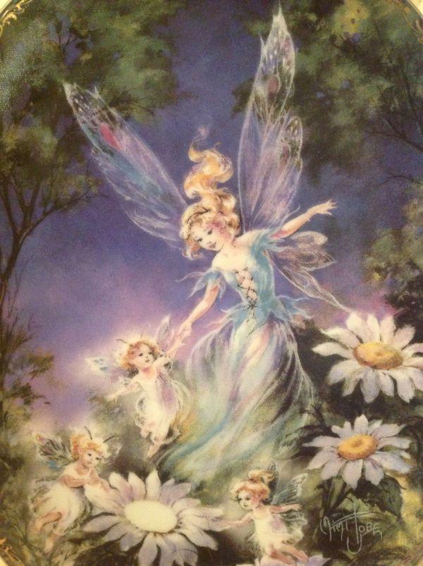 Ethereal And Beautiful. Fairies In Stone Dragon Saga Sized