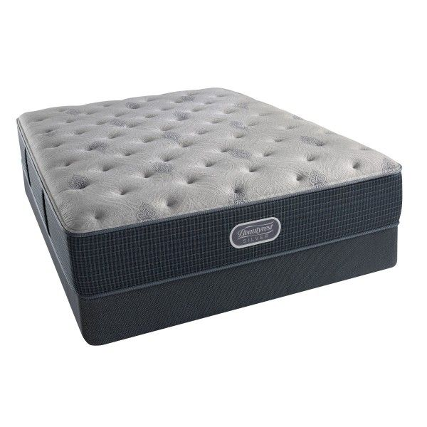 The Beautyrest Silver San Isabel Luxury Firm Mattress Features Dualcool Technology Fiber And A Sophisticated