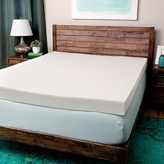 Bodipedic 3 Inch Memory Foam Mattress Topper And Cover Set Size Full Listed In The New Section For 124 95 Ea Sold Out Www