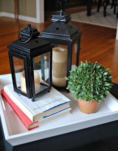 Spring coffee table vignette also best images about living room ideas on pinterest rh