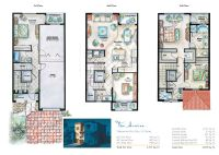 3 Story Townhouse Floor Plans | Town Plans | Pinterest ...