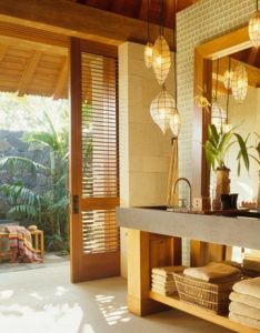 Interesting master bath tropical bathroom design interior decorated with small vanities furniture ideas also most incredible zen inspired interiors rh za pinterest