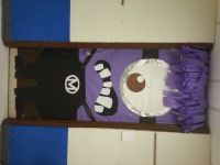 purple minion door invasion! - MISCELLANEOUS TOPICS ...