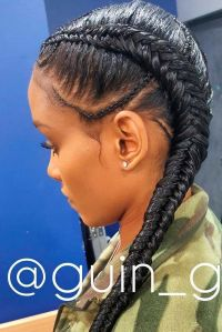 Fishtail braids | Natural Hair and Protective Styling ...