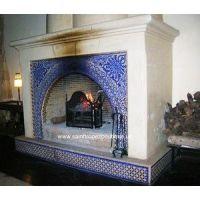 Moorish Tiles for Sale | Arabesque fireplace - Moroccan ...