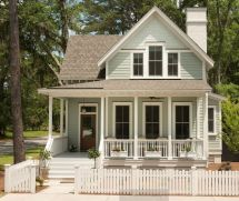 Small Beach Cottage House Plans