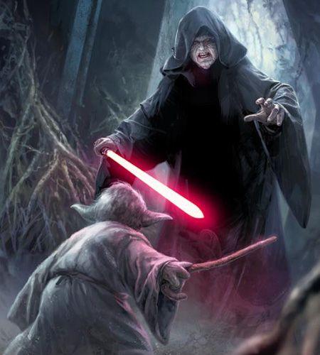 Jedi 4 Sidious Vs Darth