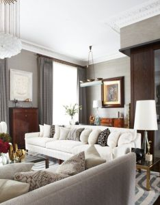 See more of peter mikic interiors   dawson place on stdibs eclectic living roomliving room designsliving also decor rh uk pinterest