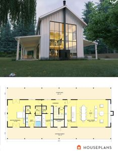 Very cool modern farmhouse with plans parts of this are really great plan also rh pinterest