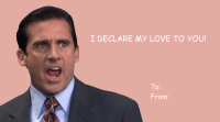 The Office Valentine's Day | TV: The Office | Pinterest ...