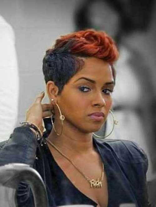 15 Pixie Haircut For Black Women Pixie Cut 2015 Pixie Cuts