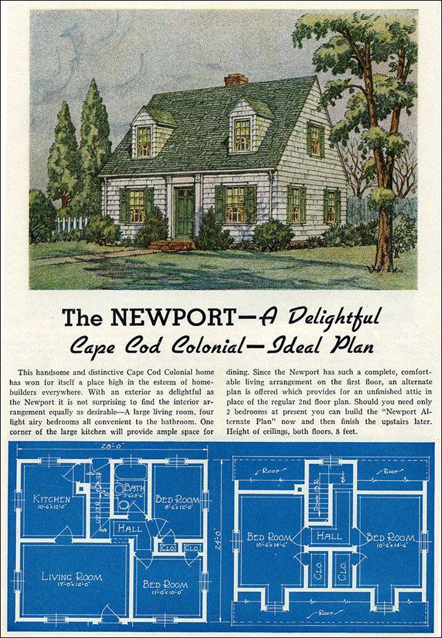 1930 Style House Plans – House Design Ideas