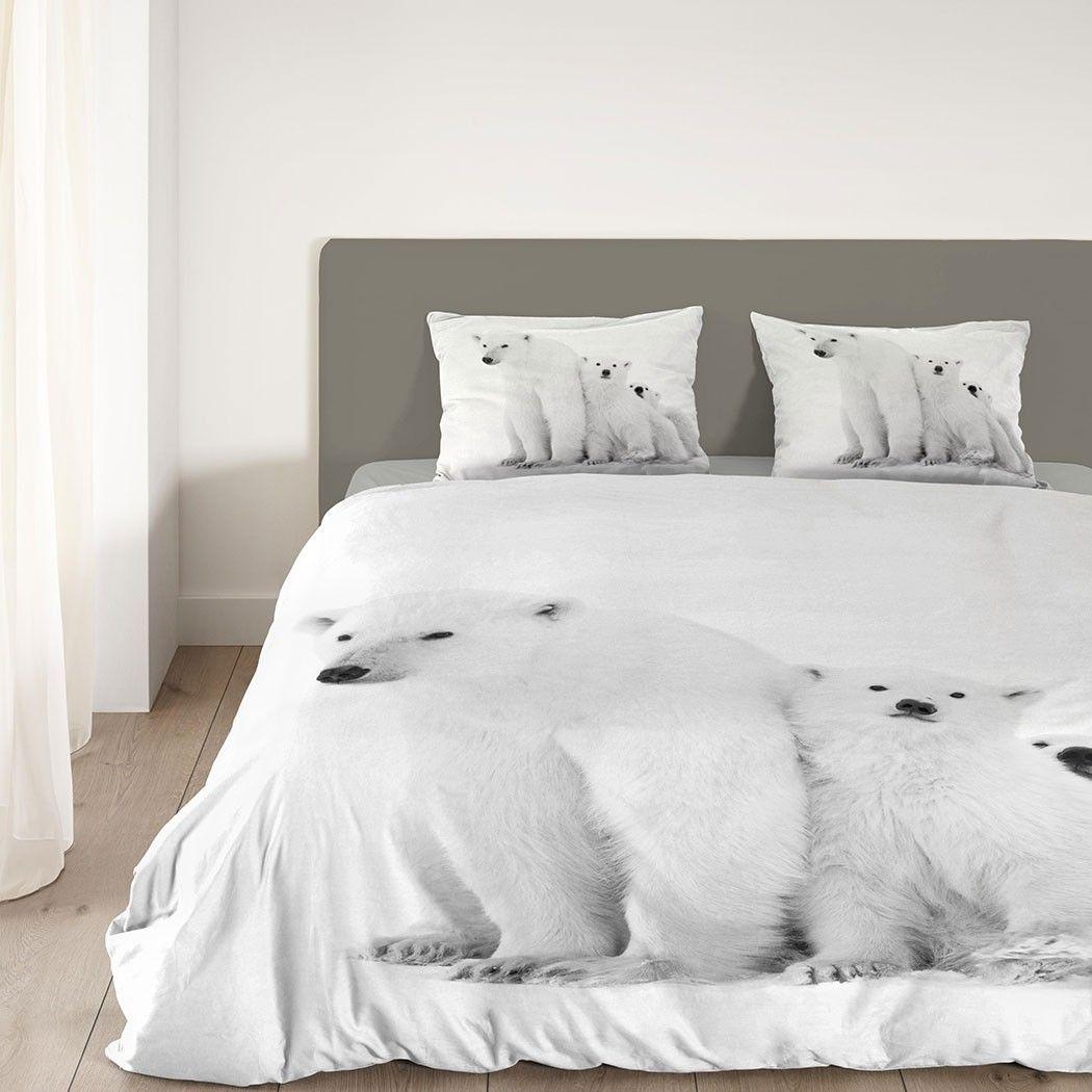 Eisbar Bettwasche