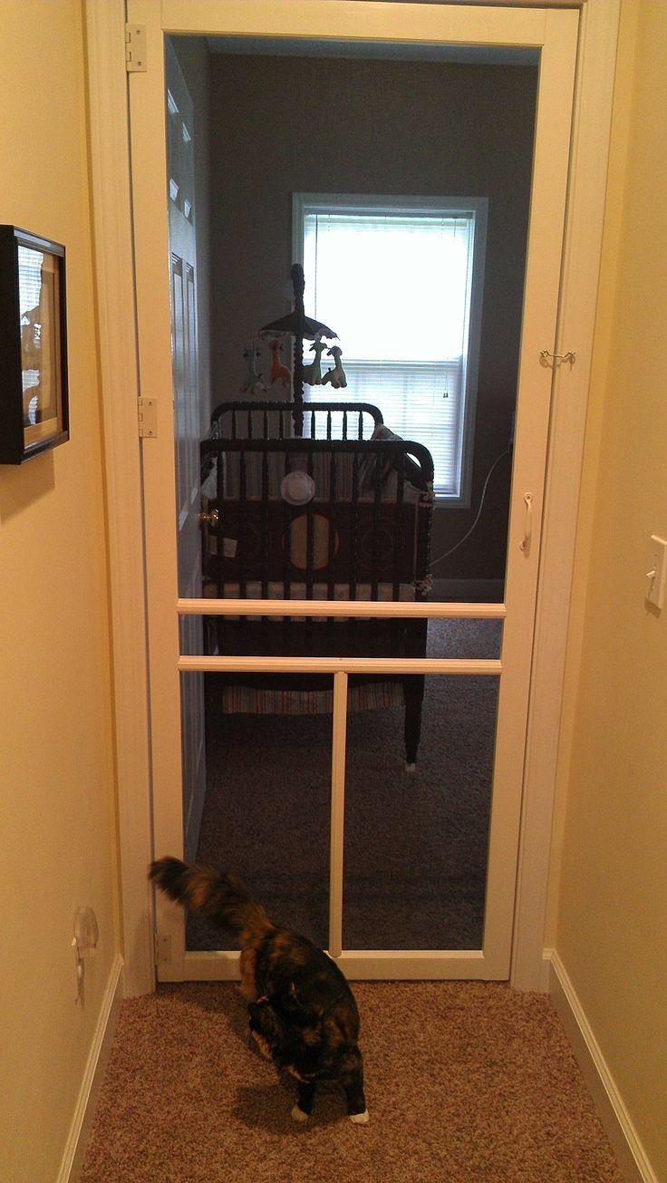 Screen Door For Baby Nursery  TheNurseries