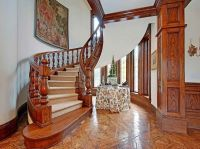 inside victorian homes pictures with fancy ladder ...