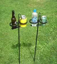 Outdoor Drink Holders - http://www.crackformen.com ...