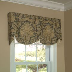 Kitchen Valance Patterns Lowes Cabinets Reviews Sheffield Allows You To Feature Two Pattern Motifs