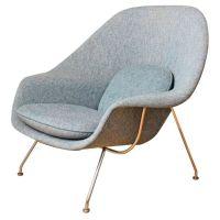 Vintage Knoll Womb Chair by Eero Saarinen | Womb chair