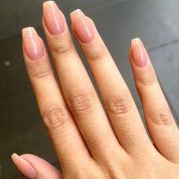 ballerina nail shape - Google Search | Ballerina/Coffin ...